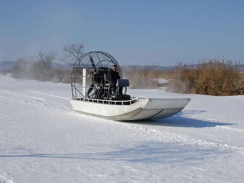 самодельные аэроглиссеры и лодки